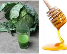 Cabbage-juice-and-honey